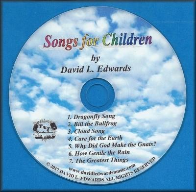 CD - Songs for Children